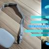 flowflowflow‐エレコムの扇風機に見えない携帯扇風機