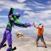 (昔話)マチュピチュ~ウユニ塩湖④ ウユニ塩湖で遊んでみた!