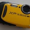 水中デジカメ FinePix XP80