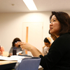 全国ユニオン女性委員会の「女性活躍推進法」に関する学習会&交流茶話会に参加
