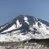羅臼岳 1661m(南西ルンゼ)