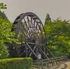 杉並木公園の水車(栃木県日光市)~つくば市とその周辺の風景写真案内(319)
