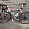 ロードバイク 前輪もエリートプラスにタイヤ代えて10kmの距離の単走タイムを計測しました