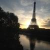 はじめまして、エッフェル塔のあるパリから