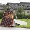 台風18号、四国から近畿へ…大分で1人不明か