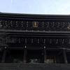 知恩院    大晦日につかれる巨大な鐘と日本最大の三門