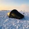 ソロキャンプにおすすめなテント ヒルバーグ アクトの使用レビュー