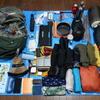 旅の準備1: 荷物