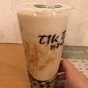 Tik Teaのタピオカミルクティーがおしゃれで美味しい
