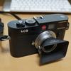 やっと手に入れた Leica Summaron 2.8cm F5.6