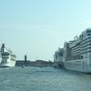 MSCシンフォニアで行くアドリア海の美しい寄港地を巡るクルーズ2017①