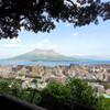 激走500キロ・鹿児島(9)鹿児島市内・桜島を一望できるスポット・城山公園