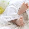 赤ちゃんの足跡を将来に残す(育休43日目)