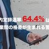 18卒の私が考える「内定辞退率64.4%」の意味。これは企業間の格差が生まれる警鐘だ