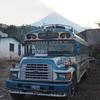 グアテマラのチキンバスが実際に動く姿を見たい?この動画を見ればいいぜ