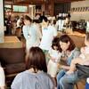 スターバックスコーヒー奥沢2丁目店さまで絵本のよみきかせ(東京)