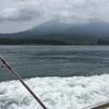 錦江湾と長島のオフショアなフィッシング