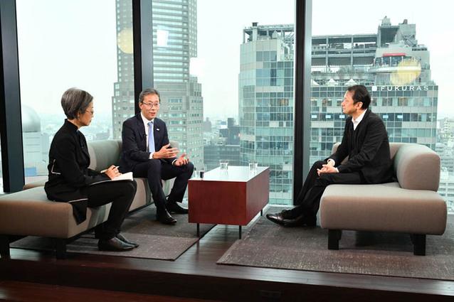 東京大学とソフトバンクの次期トップが特別対談。Beyond AI 研究推進機構 発足記念シンポジウム