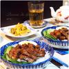 皮付き豚バラ肉で滷肉飯|ルーローファン