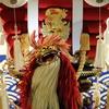 ふとん太鼓で舞う獅子舞 - 堺まつり前夜祭 北戸川