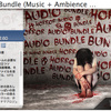 Horror Audio Bundle (Music + Ambience + FX) ホラーゲーム用のBGM、SE素材集。