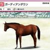 【ダビマス】繁殖牝馬 ガーディアンタウン編