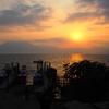 アティトラン湖の夕焼け~今日の1枚
