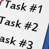 効率的な仕事を実施する為、仕事前に設計してますか?