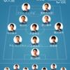 Jリーグ第15節 ジュビロ磐田ーG大阪 そろそろ勝ち点3が欲しい