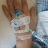 最後の入院 麻薬のせいでいきなりぐったり(2日目)