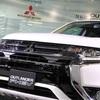 ● 三菱 アウトランダーPHEV、改良新型モデルの第一号車が欧州到着…8月発売へ