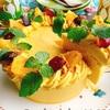 お砂糖なし!南瓜レアチーズケーキで夏パーティー(動画有!