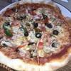 ジョグジャカルタは物価がとても安い…  Nanamia Pizzeria でのんびりとイタリアンを食す