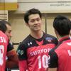藤中謙也選手の進化が止まらないという話。【サントリーサンバーズ】