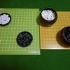 連珠(にゃんこならべ)VS囲碁 ボードゲーム異種対決