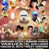 メキシコ州タッグ王者タイトル戦が開催
