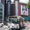 令和元年らしい西鉄バス北九州の風景 2019年5月2日