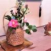 2月14日(金)「通常営業」:日替わりランチ膳と手作りケーキのメニューです。