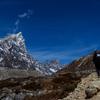 天候悪化の兆し…… チュクンリは諦め下山を開始、2日かけてナムチェバザールへ【エベレスト街道トレッキング⑧】