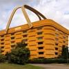 ロンガバーガーの建物とその城下町でバスケットを求めて…