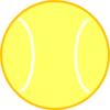 初心者がネットでメンバー募集しているようなテニスサークルに参加する  (テニス)