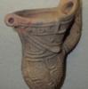 古代の水筒?