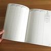 手帳レフィル購入。2020年も4月始まりのアクションプランナーです