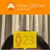 今日の顔年齢測定 59日目