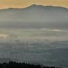 六ヶ岳 山頂からの景色 福岡県宮若市