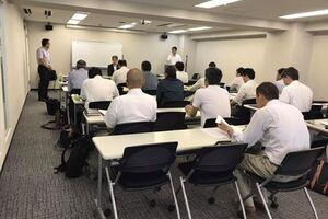 日本伝統再築士会支部連合会設立総会開催されました。