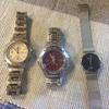 手巻きの時計