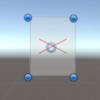 uGUIのサイズを変えたときに赤いバッテンが出る理由 : Unity