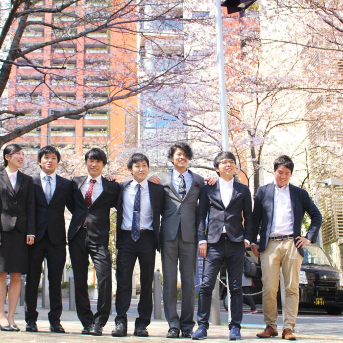 Gunosy入社式。7名の仲間を新たに迎えました!