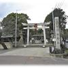 稲置街道を行く 「針綱神社」